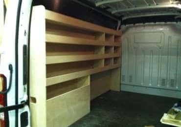 Divers<br/> (aménagements véhicules, meubles, cuisines, façades, abris, clotûres, masquages, etc.)