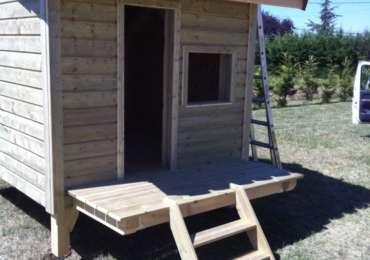 Cabane pour enfants